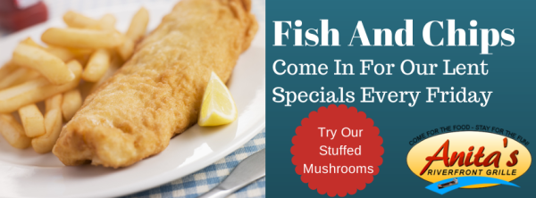 Lent Specials Marine City Fish